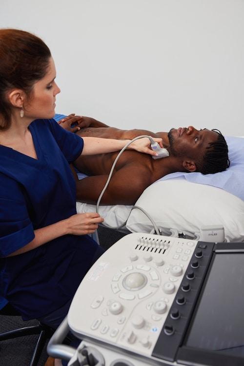 Vascular course Wessex Diagnostic